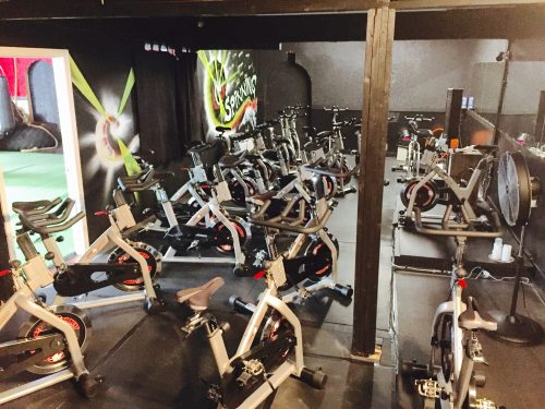 Rhode Island Spin Classes